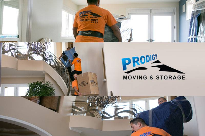 Prodigy Moving & Storage – Mission Canyon, CA