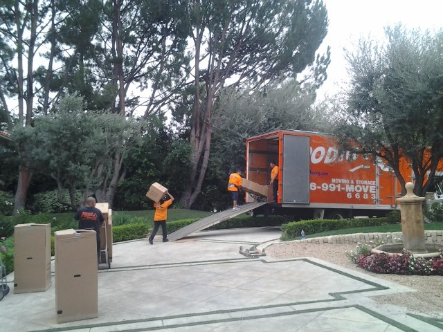 Prodigy Moving & Storage – Beverly Hills, CA