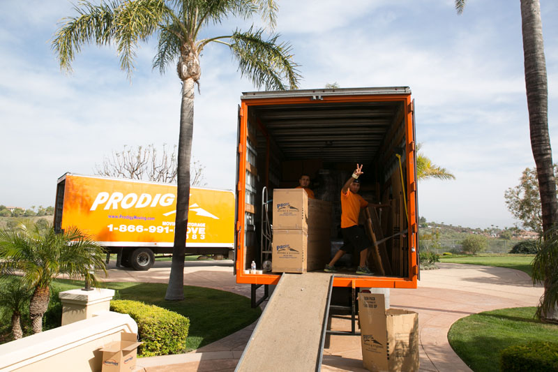 Prodigy Moving & Storage – Placentia, CA