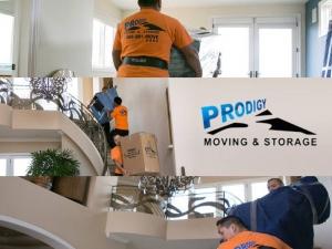 Prodigy Moving & Storage – Mission Canyon, CA