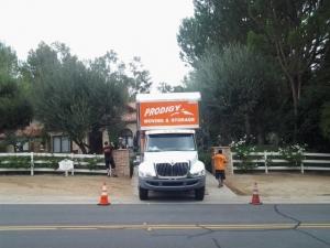 Prodigy Moving & Storage – Malibu, CA
