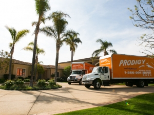 Prodigy Moving & Storage – Fountain Valley, CA