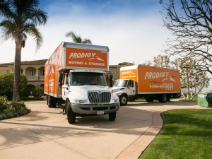 Prodigy Moving & Storage – Ladera Ranch, CA